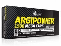 Olimp sport Argi Power 1500 mg Mega Caps 120 kaps.