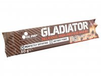 Olimp sport Gladiator Hi Protein Bar brownie 60 g