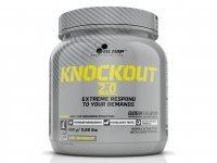 Olimp sport Knockout 2.0 citrus 400 g