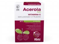 Acerola Plus 60 tabl. do ssania