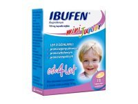 Ibufen mini Junior 100 mg 15 kaps.