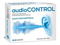 Audiocontrol 30 tabl.